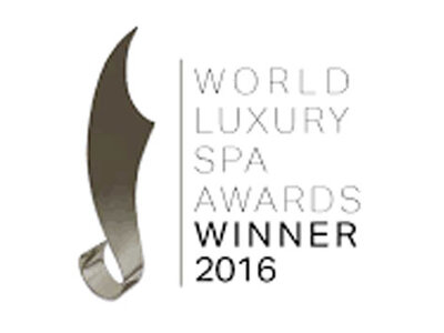 WINNER - 2016 Best Luxury Day Spa in Australia