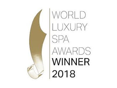 WINNER - 2018 Best Luxury Day Spa