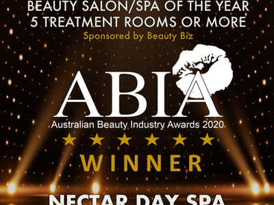 WINNER - 2020 Australian Spa of the Year