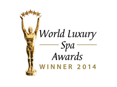 WINNER - 2014 Best Luxury Wellness Spa in Australia