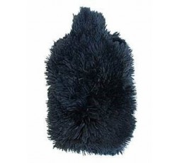 Black Shaggy Heat Pack