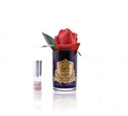 Cote Noir Lux Perfumed Flowers in Vase  Pink Blush 120mm