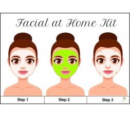 Facial At Home Kit