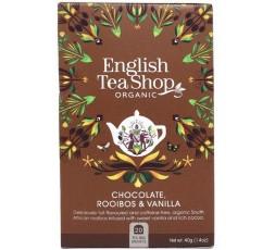 Chocolate, Rooibos & Vanilla Tea