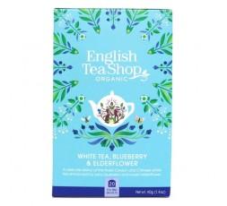 White Tea, Blueberry & Elderflower Tea