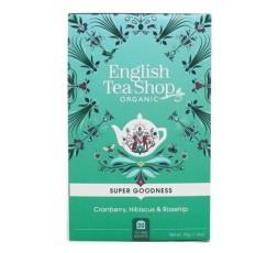 Cranberry, Hibiscus & Rosehip Tea