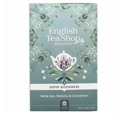 White Tea, Matcha & Cinnamon Tea