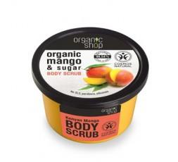 Organic Mango & Sugar Scrub