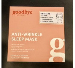 Goodbye Wrinkles Full Face Kit