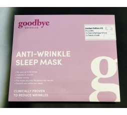 Goodbye Wrinkles Limited Edition Kit