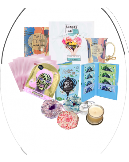 Self-Care Sunday Pack - 6 Weeks of 'me time'!