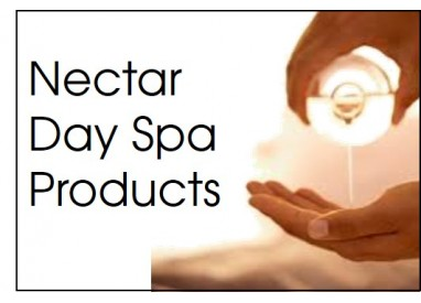 Nectar Day Spa Products